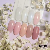 Камуфлирующ PolyGel  Fresh Prof в тубе 15g №01 Bright White
