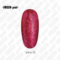 Гель-лак Fresh Prof Shiny gel №10