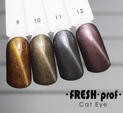 Гель-лак Fresh Prof CAT EYE №11