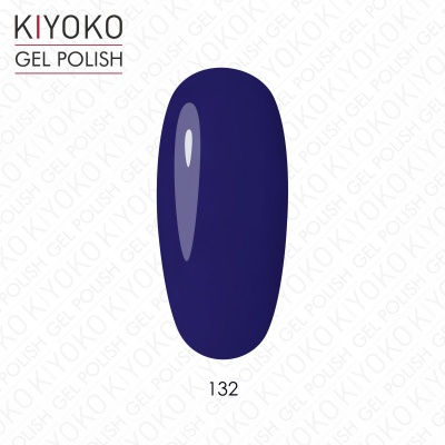KIYOKO.Gel polish 8ml. №132