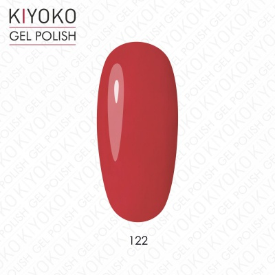 KIYOKO.Gel polish 8ml. №122